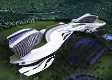 Présentation du Selena World Resort, le prochain casino luxueux de Primorye