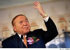 Adelson observe certaines villes européennes pour déplacer le projet d'EuroVegas
