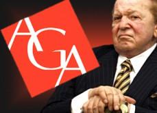 L'AGA craque sous la pression des milliards de Sheldon Adelson