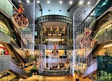 A Singapour, les touristes dépensent maintenant plus en shopping que dans les casinos
