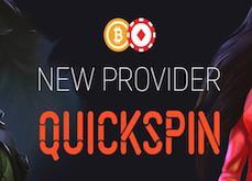 Les slots Quickspin débarquent prochainement sur les casinos en ligne Softswiss