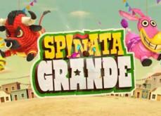Découvrez la nouvelle machine festive de Netent: Spinata Grande