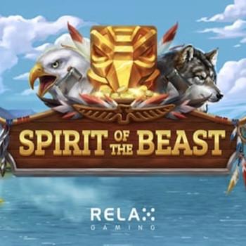 Spirit of the Beast : voyage dans les Grandes Plaines d'Amérique du Nord avec Relax Gaming