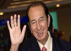 Le magnat des casinos de Macao, Stanley Ho, décède à l'âge de 98 ans