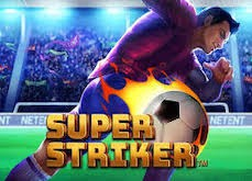 Net Entertainment lance sa machine à sous footballistique Super Striker