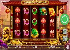 Supreme Fortune, une slot de qualité à découvrir sur Cheri Casino !