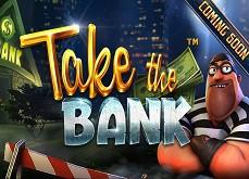 Take The Bank : le braquage peut commencer sur la nouvelle machine à sous de Betsoft