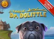 Tales of Dr Dolittle, l'ode à la nature et aux animaux par Quickspin