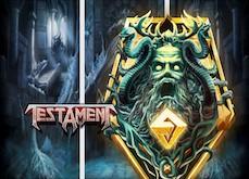 Testament : Play'n Go lance une machine à sous très «trash» inspirée du groupe de metal