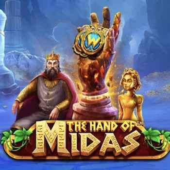 The Hand of Midas : Pragmatic Play redonne vie à un mythe antique