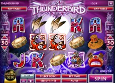 Découvrez la nouvelle slot Thunderbird de Rival Gaming - une rencontre avec une créature fantastique