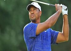 Grâce à Tiger Woods, il pourrait gagner 10$ millions sur un pari osé