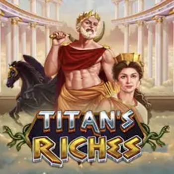 Pariplay lance sa machine à sous Titan's Riches, un concentré d'action et de gros gains !