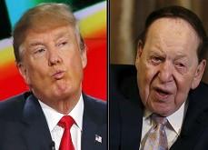 Donald Trump soutenu à hauteur de 100$ millions par Sheldon Adelson pour la campagne présidentielle 2017
