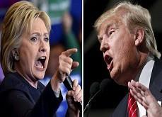 Le duel Clinton/Trump a passionné les parieurs comme jamais - record de mises enregistrées