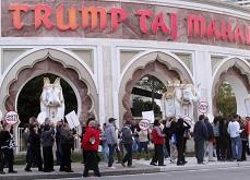 Fermeture officielle du Trump Taj Mahal, le cinquième casino d'Atlantic City à chuter