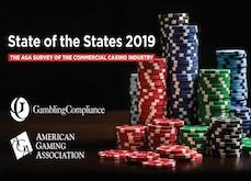 Encore un nouveau record pour les casinos commerciaux américains en 2018 !