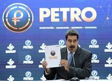 Le président du Venezuela annonce un futur casino où seule la monnaie Petro sera acceptée