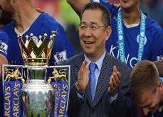 Le président du club de foot Leicester City gagne 2.5£ millions au casino