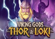 Viking Gods, Thor & Loki bientôt disponible sur les casinos en ligne Playson