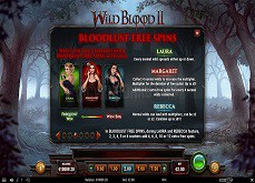 Play'n Go lance Wild Blood 2, la suite de sa machine à sous vampirique d'anthologie