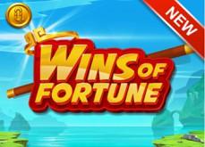 Découvrez Wins of Fortune, la nouvelle machine à sous originale de Quickspin