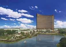 Steve Wynn commence la construction de son futur casino à 2.1$ milliards - Le Wynn Boston Harbor