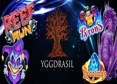 Yggdrasil Gaming - le développeur de jeux qui atteint des sommets en 2016