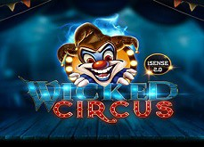 Wicked Circus - la nouvelle slot attractive d'Yggdrasil Gaming