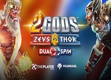 Zeus vs. Thor : Yggdrasil met en scène le combat des deux plus grandes divinités !