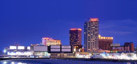 Atlantic City - La crise pour les casinos continue en ce début d'année