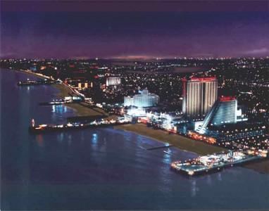 Les casinos d'Atlantic City intéressés pour des licences de jeux en ligne