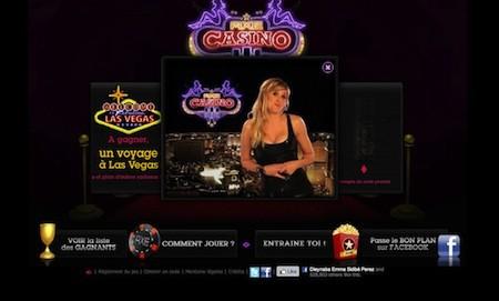 Axe Casino : Partez à Las Vegas