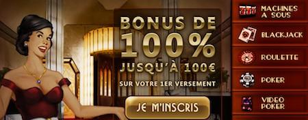 Bonus Casino Avec Dépot 2011