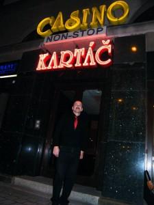 Le casino Kartac de République Tchèque réclame 100 millions d'euros au gouvernement