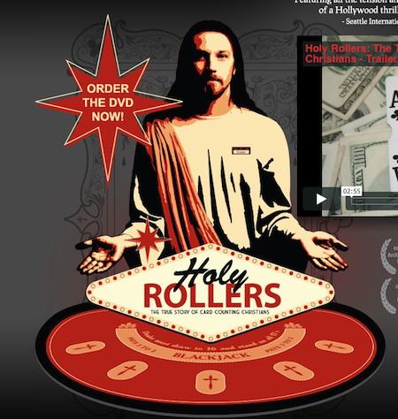 Colin Jones, Chrétien et joueur de blackjack