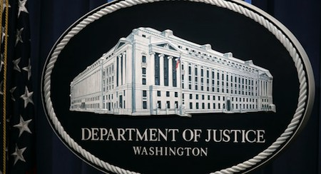 Poker department of justice