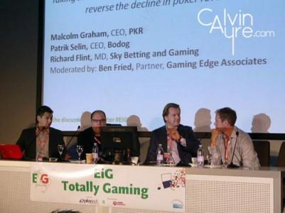 La conférence EIG et l'importance des jeux sociaux de casino