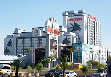 Le Hooters Casino de Las Vegas en faillite