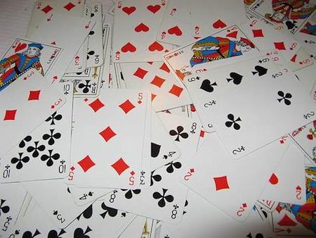 Le problème des cartes non mélangées au casino