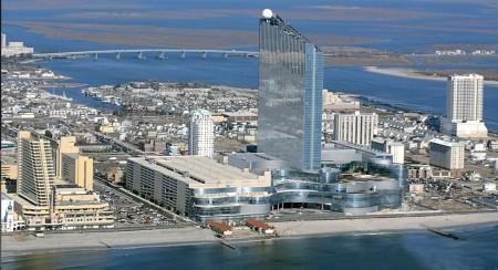 Atlantic City: Les dettes du casino Le Revel le force à se mettre en bankrout