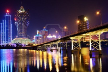 Macau - Les résultats pour Mars 2013 montrent encore une hausse des revenus