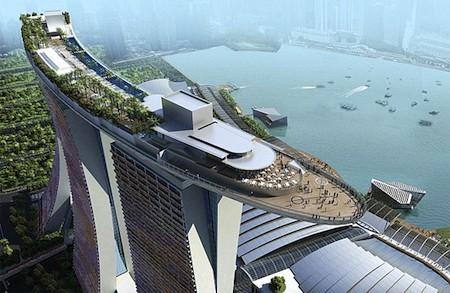 Les casinos de Singapour devant Las Vegas