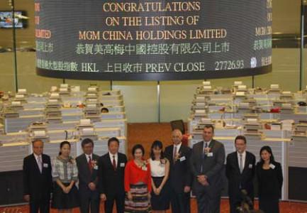 Le MGM China va construire un nouvel hôtel-casino à Macau