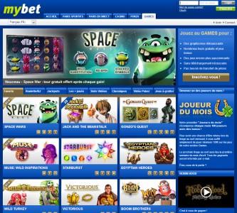 Grosse perte pour le marché des casinos en ligne français