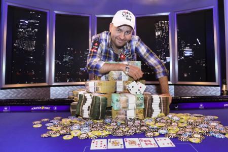 Daniel Negreanu gagne le Main Event des WSOP APAC et ajoute un 5ème bracelet à sa collection