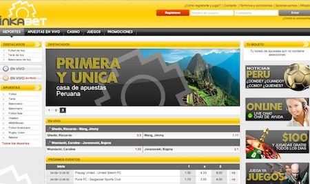 Le Pérou se lance dans le jeu en ligne