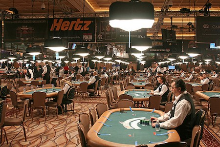 Le Poker n'est plus qu'un jeu de hasard