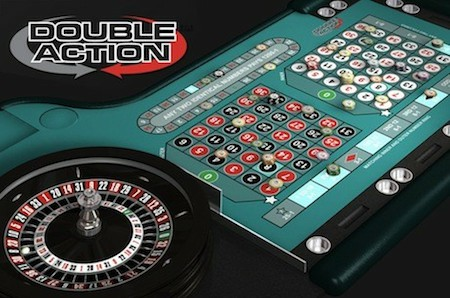 Double action, nouvelle variante de roulette