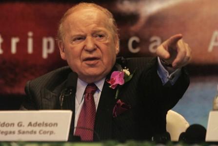 Sheldon Adelson ne lâche rien et lance un site anti-gambling en ligne